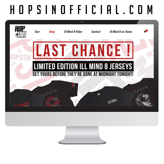 hopsin-website